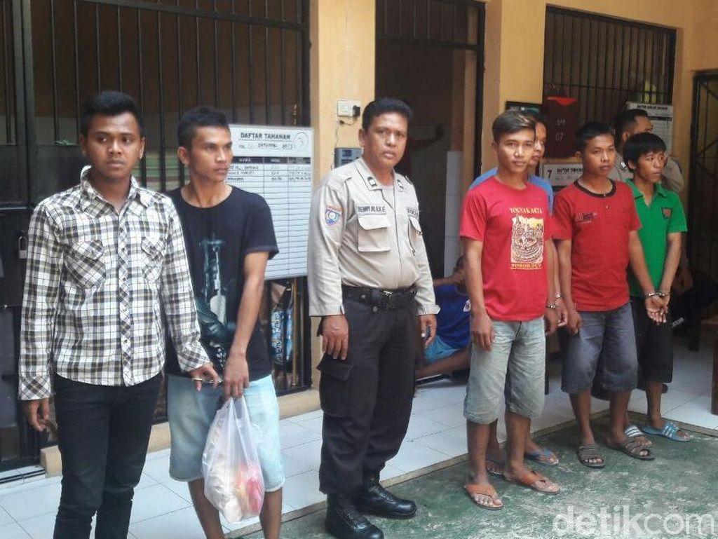 Rusak Bandara Notohadinegoro dan Aniaya Petugas, 8 Orang Diamankan