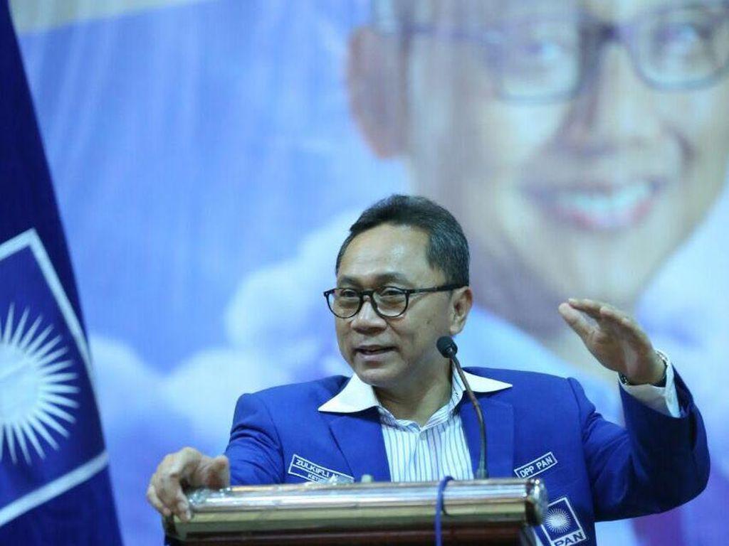 Ketum PAN: Hasil Pilkada 2018 Tentukan Koalisi Pilpres 2019