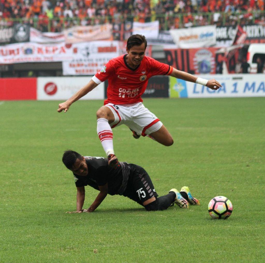 Hadapi Bali United, Rezaldi Hehanussa Tampil Habis-habisan