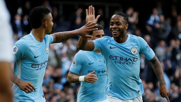 Conte: City adalah Masalah Besar untuk Para Kandidat Juara Premier League