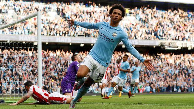 Membandingkan Terens Puhiri dengan Leroy Sane, Pemain Tercepat Premier League