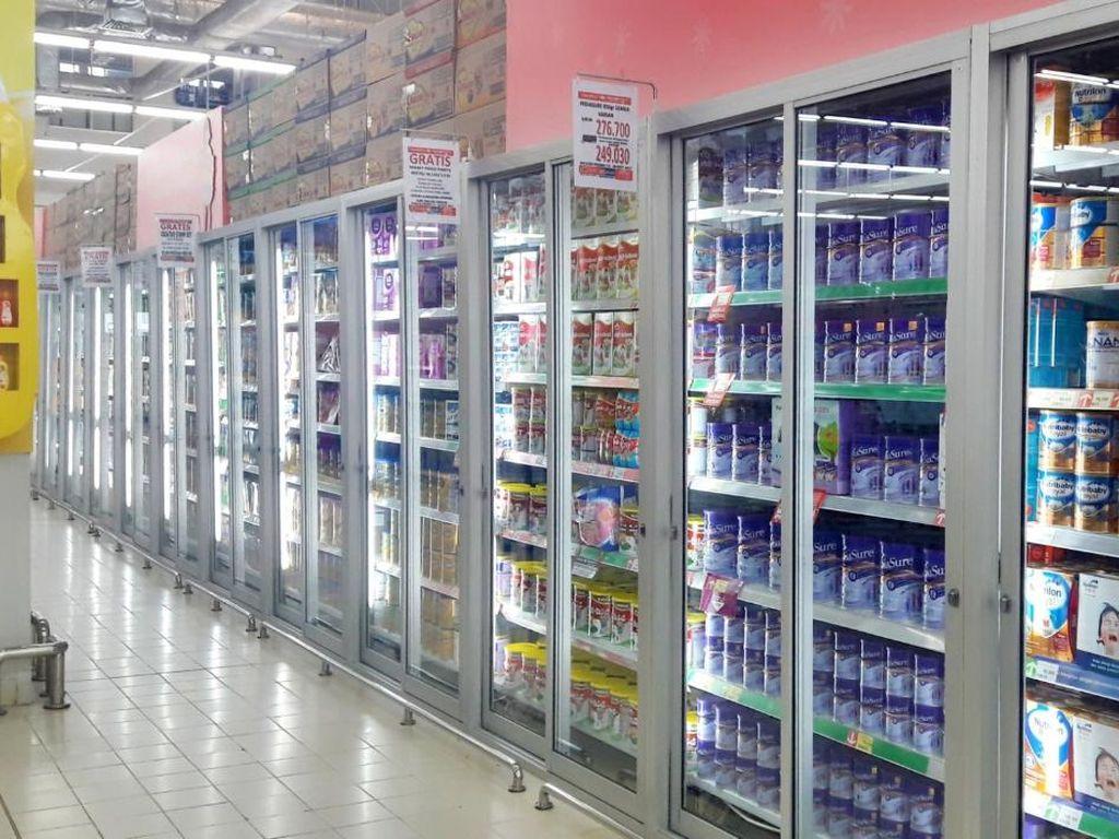 Harga Spesial Vitamin dan Keperluan si Kecil di Transmart Carrefour