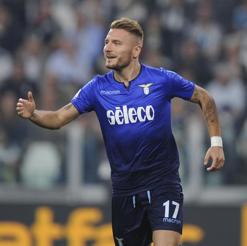 Sia-siakan Penalti di Injury Time, Juventus Dikalahkan Lazio di Kandang Sendiri