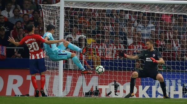 Melawan Atletico Tak Pernah Mudah, Valverde Syukuri Hasil Imbang