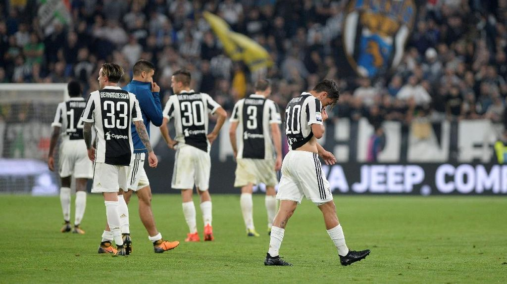 Juventus Dihantui Catatan Buruk Melawan Tim-Tim Inggris