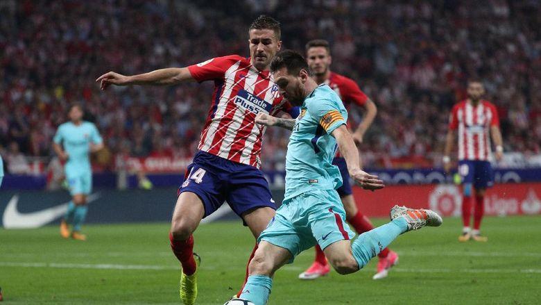 Barcelona Tak Lagi Sempurna Setelah Di Berhasil Di Tahan Atletico Madrid