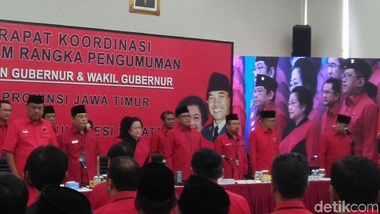 Gus Ipul-Azwar Anas Jadi Pilihan PDIP di Pilgub Jatim 2018
