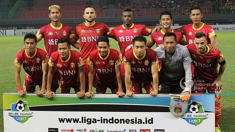 Bhayangkara FC Resmi Juara Liga 1