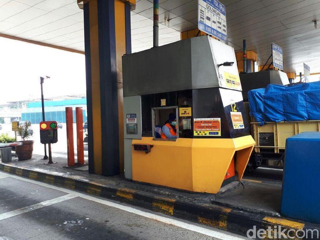 Isi Ulang Uang Elektronik di Tol Jabodetabek Tutup Gara-gara Corona