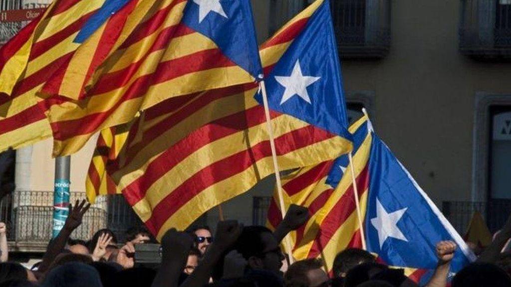 Batas Waktu Deklarasi Kemerdekaan Catalunya Semakin Dekat