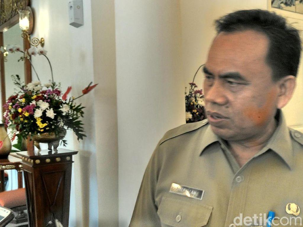 Sekda DKI Saefullah Jadi Ketua Panitia Natal Bersama di Monas