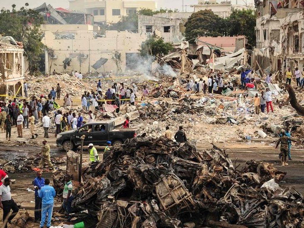 Video: Serangan Bom di Kota Idlib Tewaskan 18 Orang