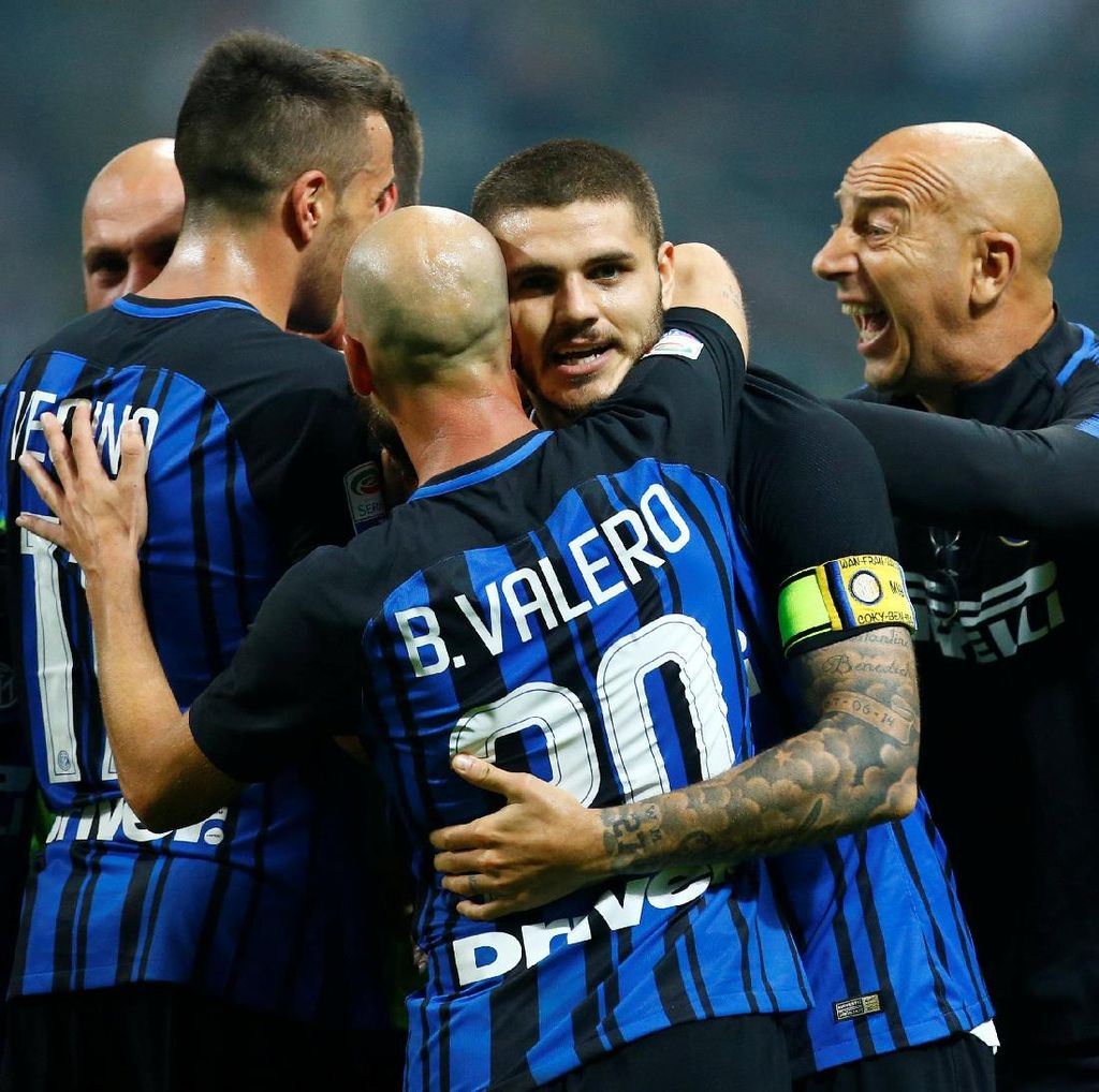 Inter Siap Gusur Napoli