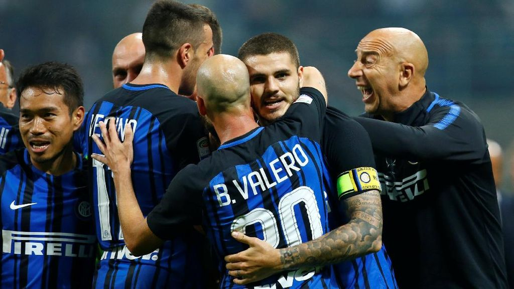 Karena Inter Tak Sekadar Beruntung