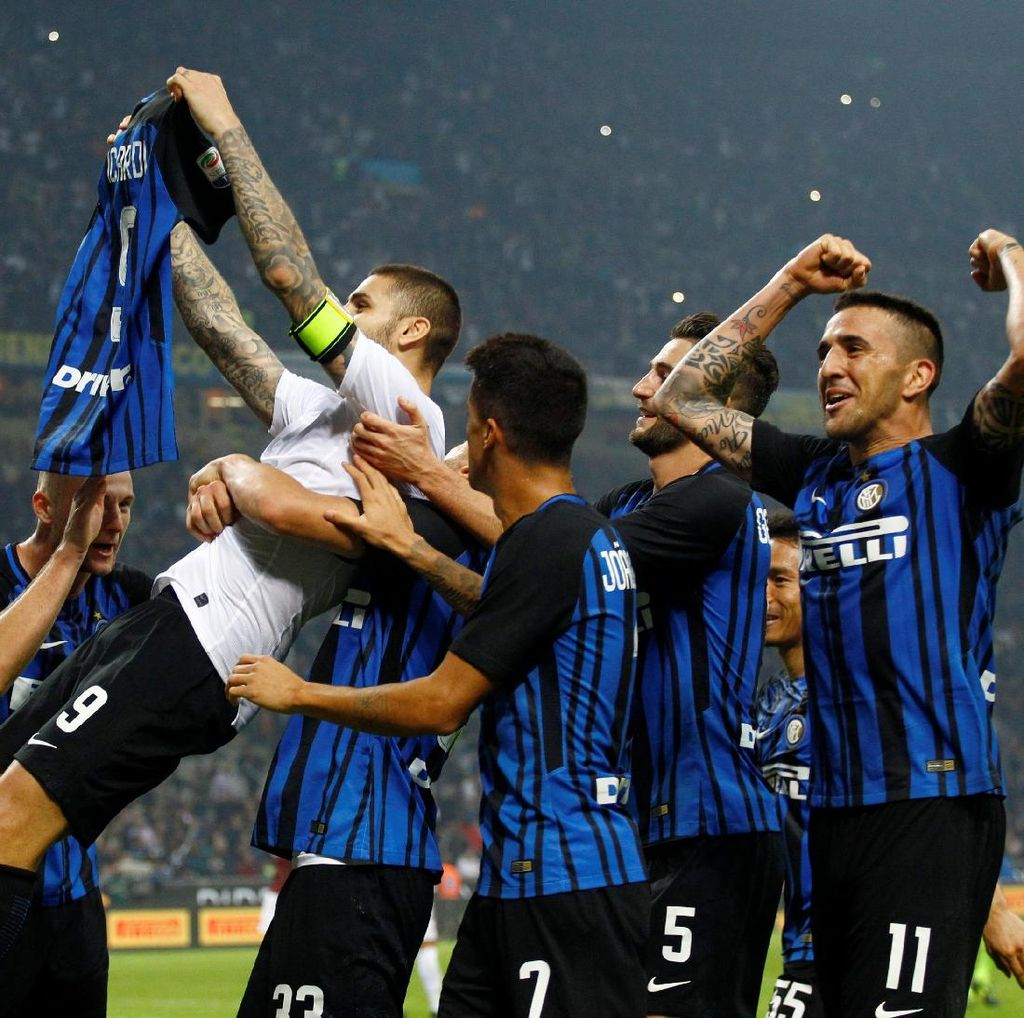 Inter Belum Pikirkan Scudetto