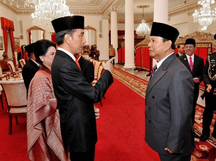 Ambisi Versus Kekuatan Prabowo Kini