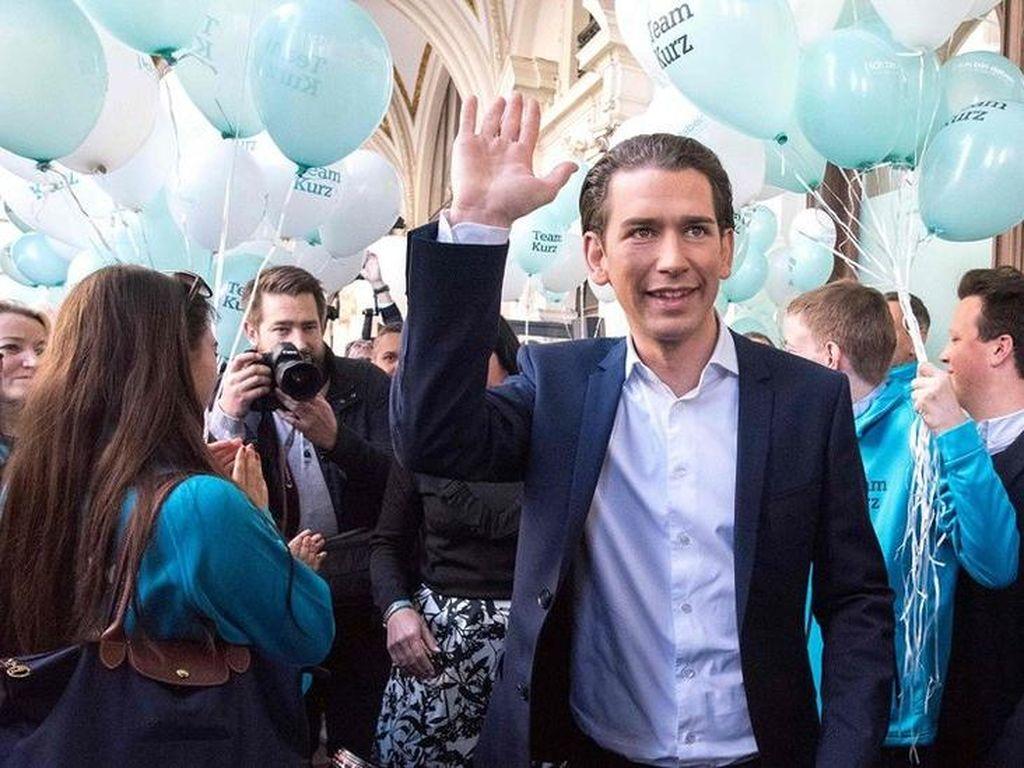 Politikus Generasi Milenial Diprediksi Pimpin Austria