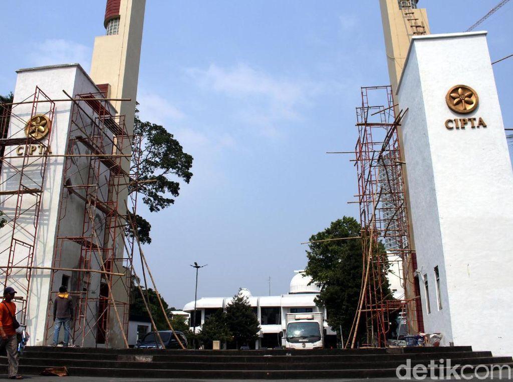 Taman Ismail Marzuki Dipercantik
