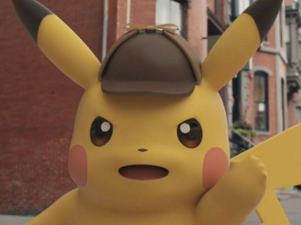 Saat Deadpool Berubah Imut Menjadi Pikachu