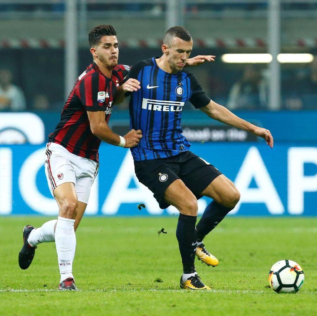 Zanetti Tak Menyangka Inter Bisa Unggul 16 Poin dari Milan