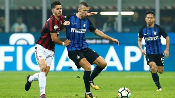 Usai Kalahkan Milan, Inter Bidik Napoli