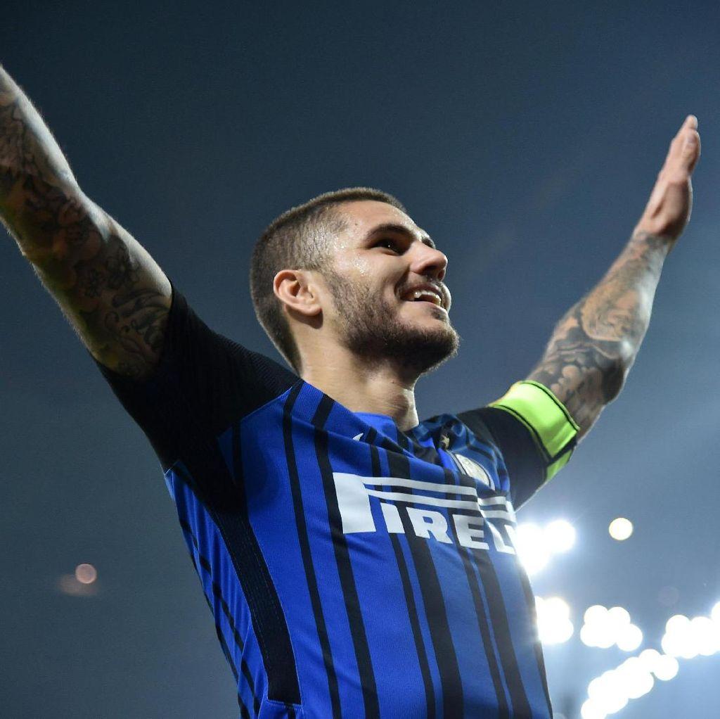 Spalletti: Icardi Bisa Saja di Inter Selamanya