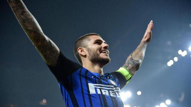 Spalletti Menyebutkan Icardi Kemungkinan Akan Di Inter Selamanya