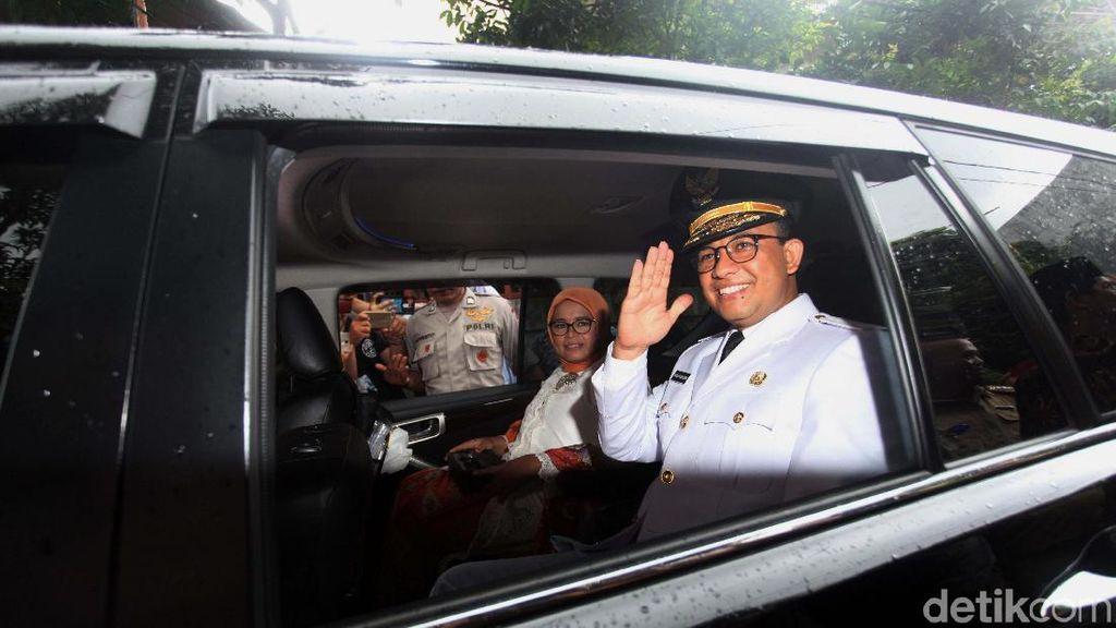 Anies Baswedan Bergerak ke Sunda Kelapa