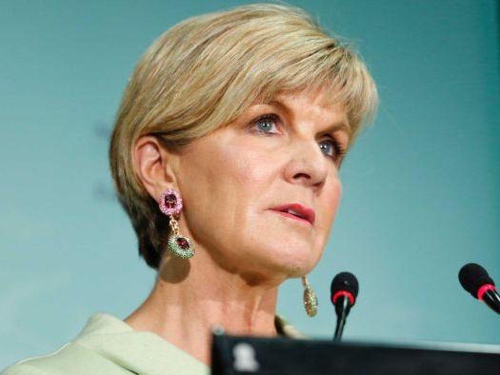 Julie Bishop Mundur dari Menteri Luar Negeri Australia
