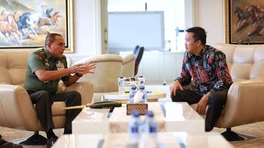 Edy Rahmayadi Maju Jadi Gubernur Sumut, PSSI: Tak Ada Masalah