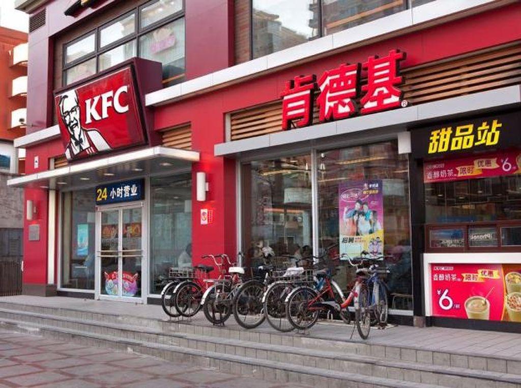 Ternyata Ini Alasan Kentucky Fried Chicken Mengganti Namanya Jadi KFC