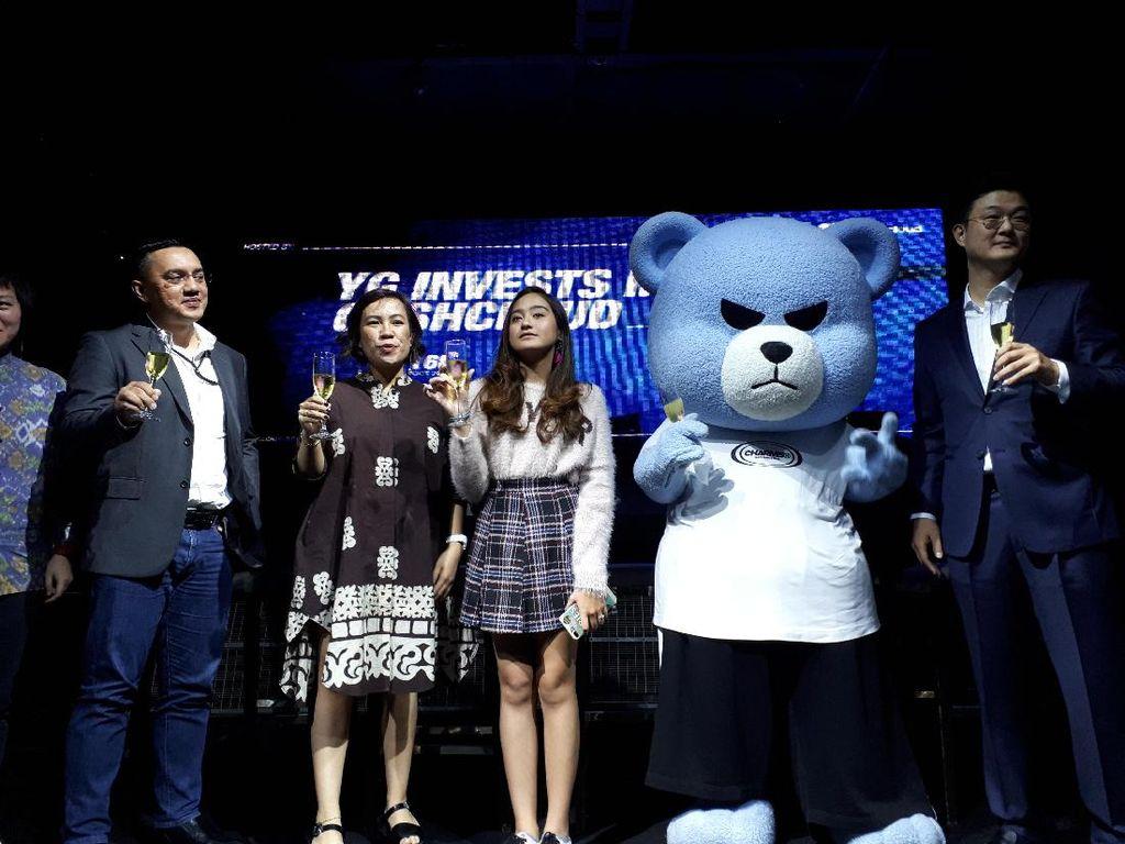 YG Entertainment Lebarkan Sayap ke Indonesia