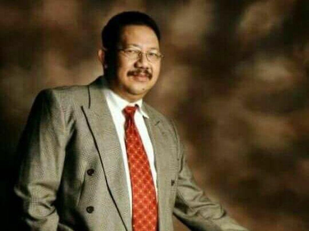 Mantan Dirut LKBN Antara Saiful Hadi Berpulang
