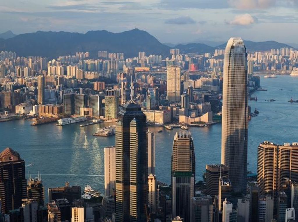 Pencakar Langit Milik Orang Terkaya Hong Kong Terjual Rp 69,5 T