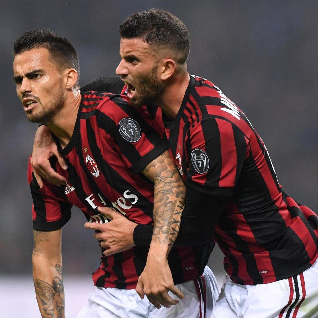 Lawan AEK, Mampukah Milan Akhiri Tren Negatif?