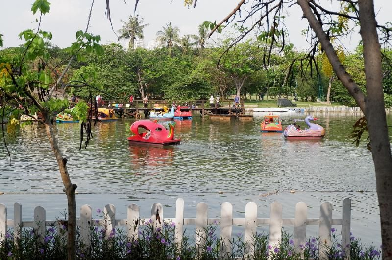 Recreation park in Ancol