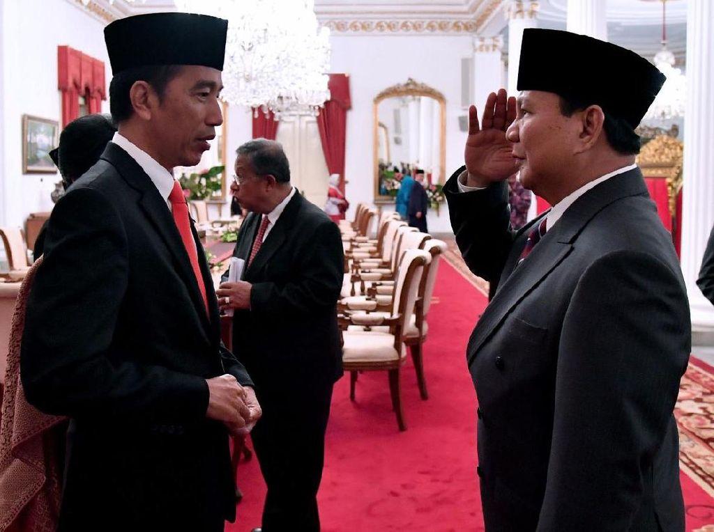 Tunggu Jokowi soal Koalisi, Gerindra: Prabowo Siap Bila Negara Memanggil