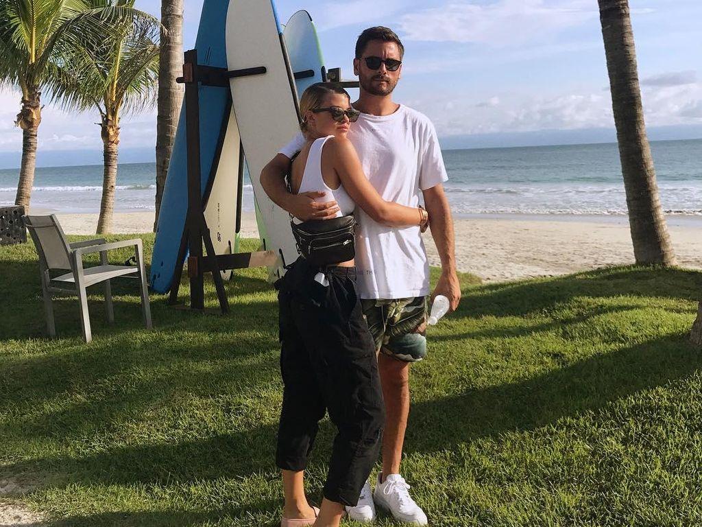 Lionel Richie Berharap Scott Disick Putus dengan Putrinya