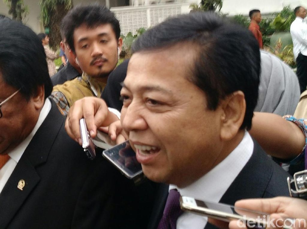 Novanto Gugat Pencegahannya ke PTUN, Ini Kata KPK