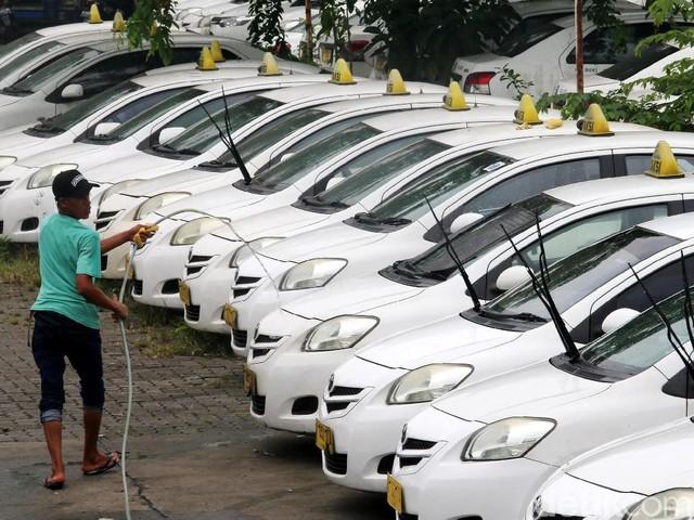 Pak Menhub, Tolong Perhatikan Nasib Taksi Konvensional