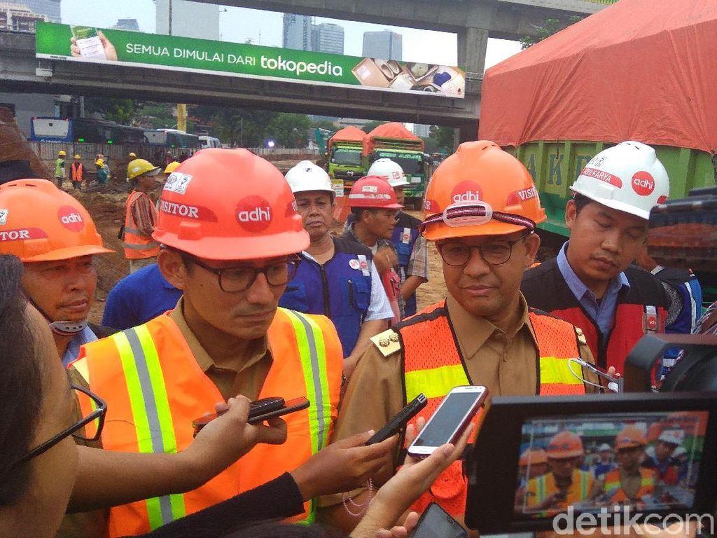 Anies Ditagih soal Reklamasi, Ketua MPR: Jangan Berat-berat Dulu