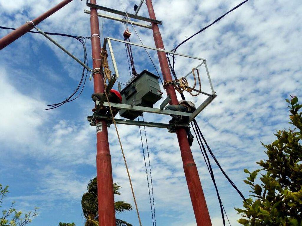 Bagaimana Progres 35.000 MW Jokowi? Ini Penjelasan PLN