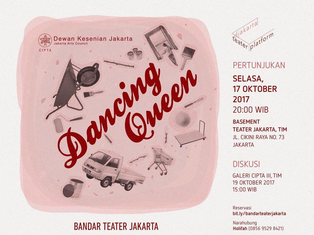 Pertunjukan Djakarta Teater Platform Kembali Digelar Malam Ini