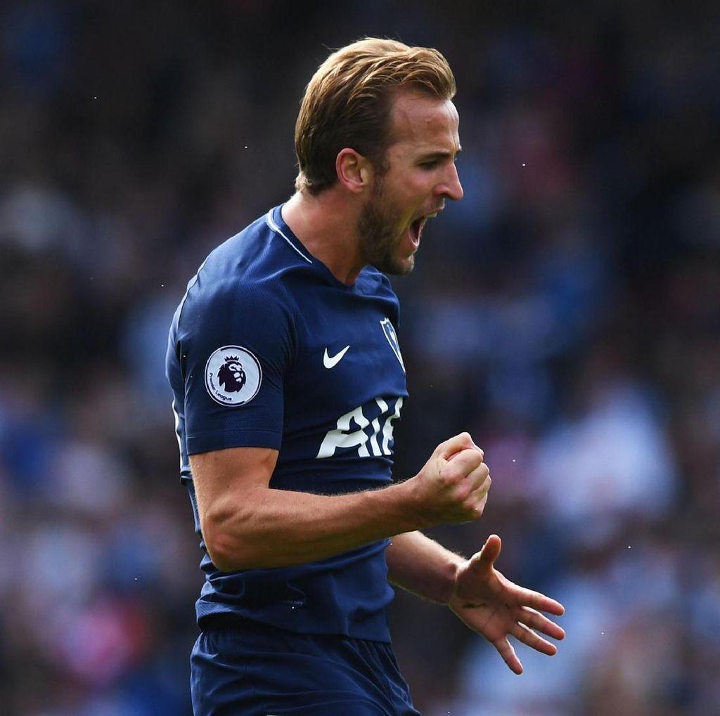 Kane Merasa Bisa Bikin Gol di Setiap Laga