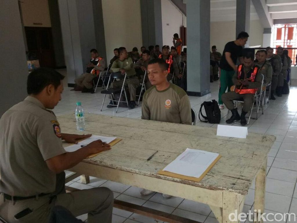 Banyak Tersandung Kasus Pidana, Ini yang Dilakukan Ratusan Satpol PP