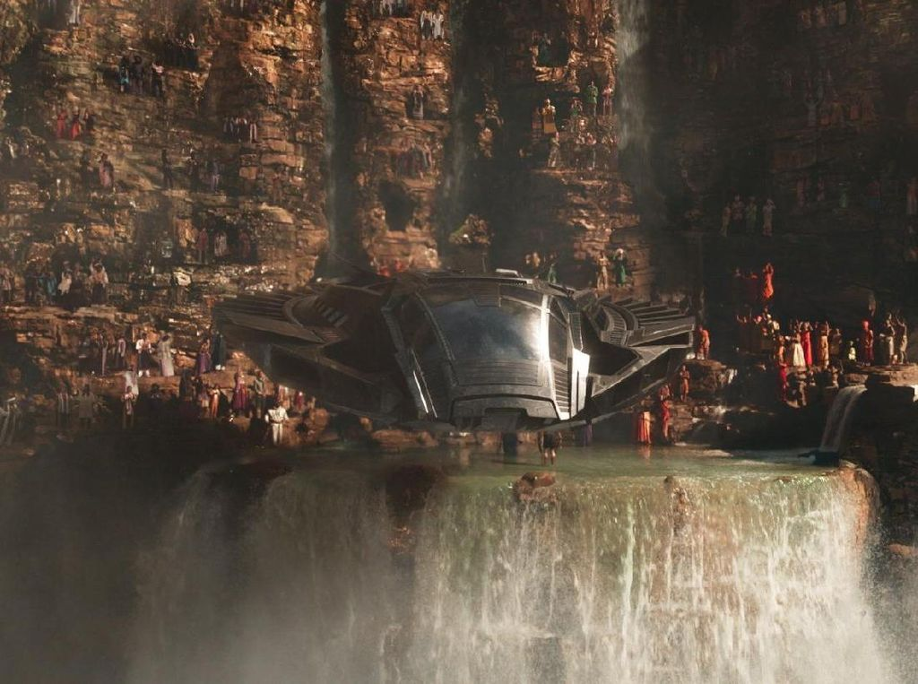 Nominasi Mentereng untuk Black Panther, Best Picture di Ajang Oscar