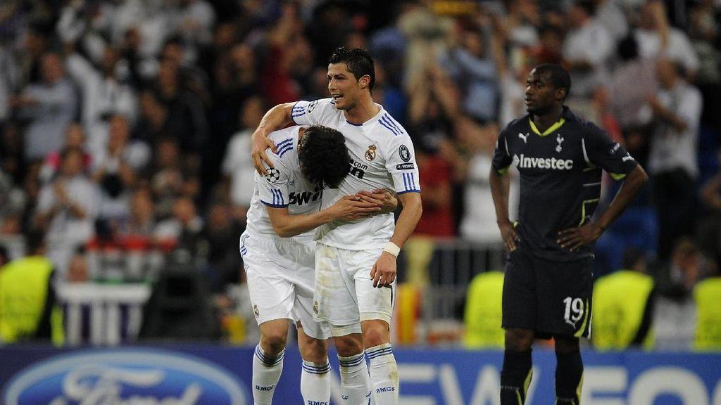 Data dan Fakta Terkait Madrid versus Spurs