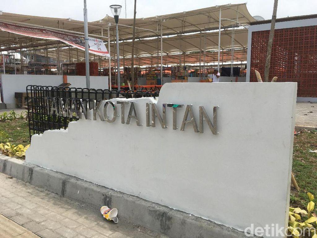PKL Binaan di Kota Tua Jakarta akan Ditata Lebih Menarik