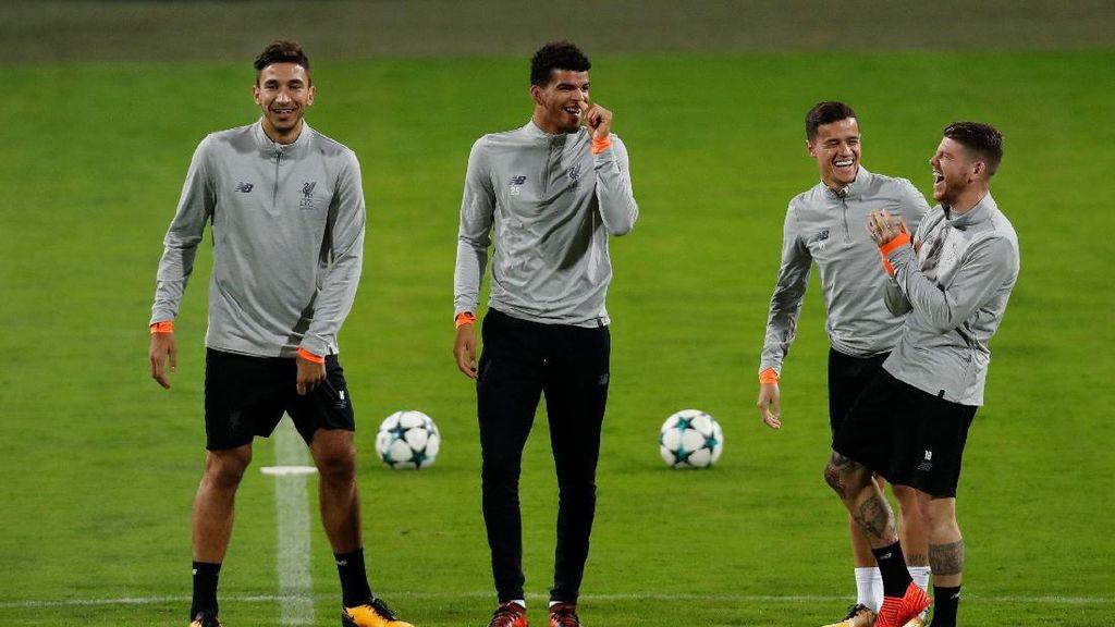 Lawan Maribor, Bisakah Liverpool Akhiri Tren Buruk?