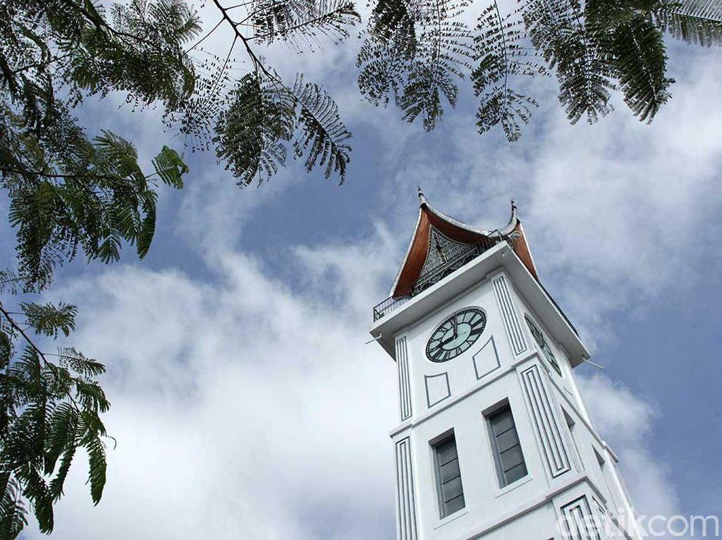 Ide Liburan di Sumatera Barat Ala Sandiaga Uno